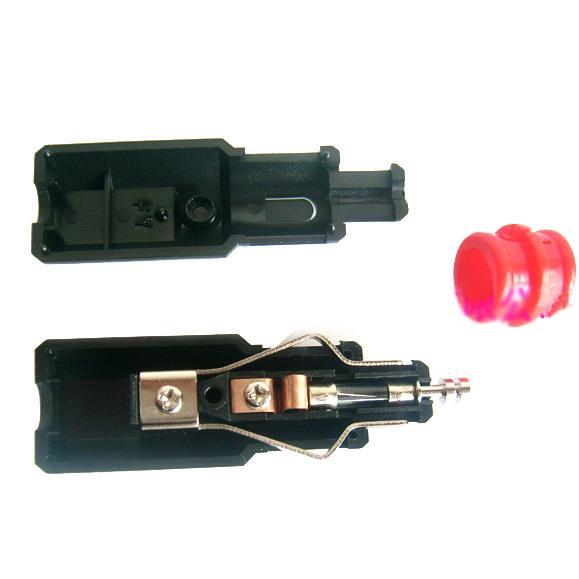 Adaptador de Tomada Universal Padrão 12V M00051 VPRD Adaptador de Plugue Universal para Carro DIN Hella Continental