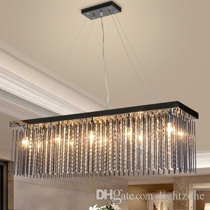 Crystal pendant chandeliers high class k9 crystal led pendant crystal pendant chandeliers high class k9 crystal led pendant chandeliers lighting pendant lamps bar hotel hall villa hotel crystal lighting brushed nickel mozeypictures Gallery
