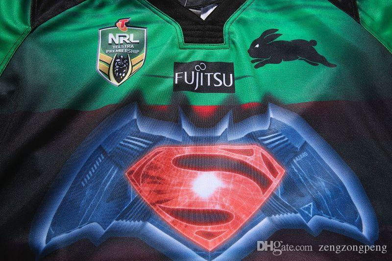 NEW Zealand 2016/17 NRL rabbit Rugby jersey one two team ALL BLACKS RWC Super RUGBYNRL the star premiership Queensland rugby jerseys Shirts
