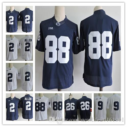 Mens Penn State Nittany Lions Big 10  2 Marcus Allen  88 Mike ... 4513d8128