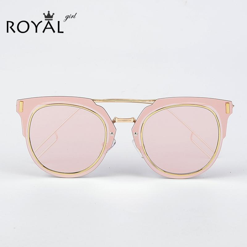 242e08e543 Wholesale-ROYAL GIRL Fashion Sunglasses Women Brand Designer Sun ...