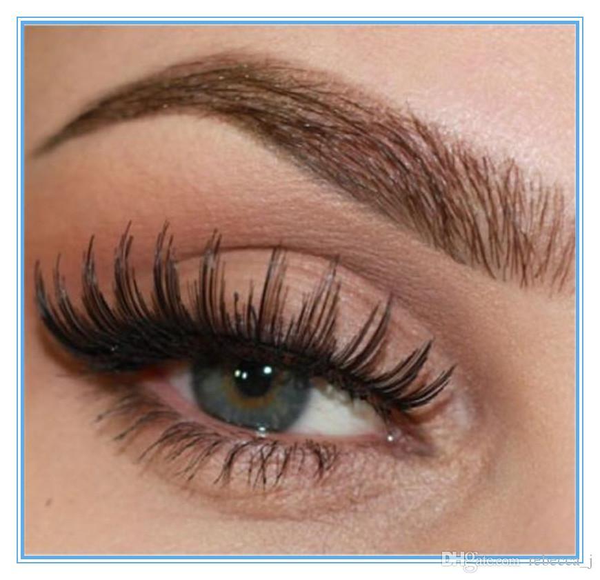 fe20652d826 30 Huda Beauty False Eyelashes Hair Handmade Messy Cross Fake Eye Lashes  Professional Makeup False Lashes Best False Eyelashes Car Eyelashes From  Rebecca_j, ...