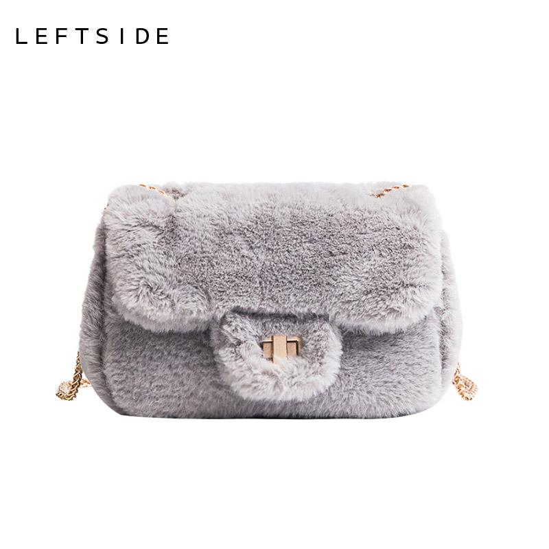 9f213cd0ac Lady Girl Pretty Cut Faux Fur Handbag For Women Brand Fashion Small Fur  Crossbody Messenger Bags Chain Bag Strap 171103 Womens Handbags Handbags  For Sale ...