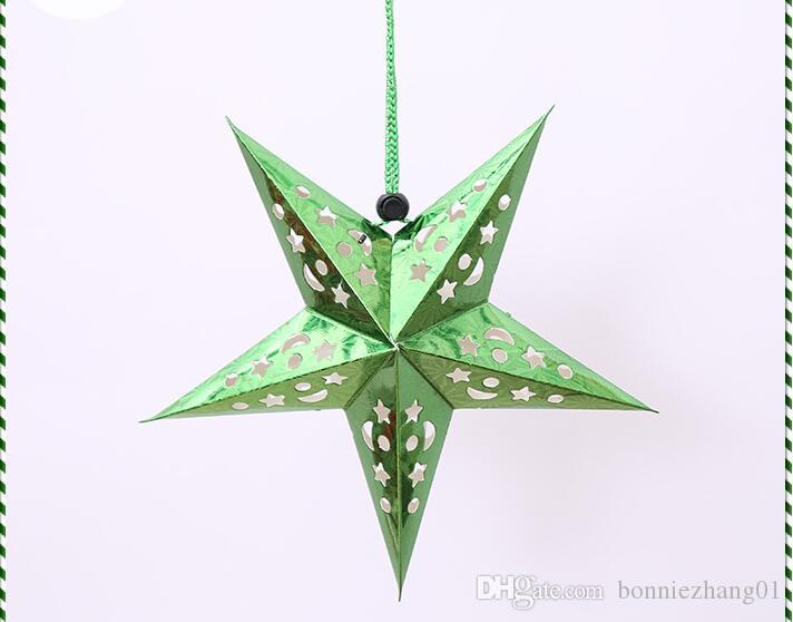New 90cm Christmas Star Paper Lantern Lampshade Wedding Party Home Xmas Hanging Decorations Christmas Ornaments Clearance Christmas Ornaments Decorations From Bonniezhang01 181 91 Dhgate Com