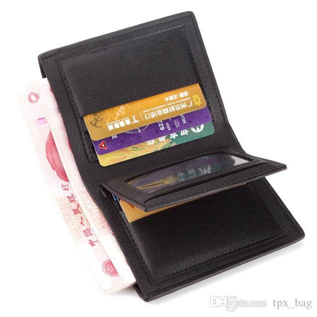 Carteira de Coldplay Histórias de fantasma bolsa Banda de música jogo frio curto nota de caixa longa Dinheiro notecase Saco de couro de burse Titulares de cartão
