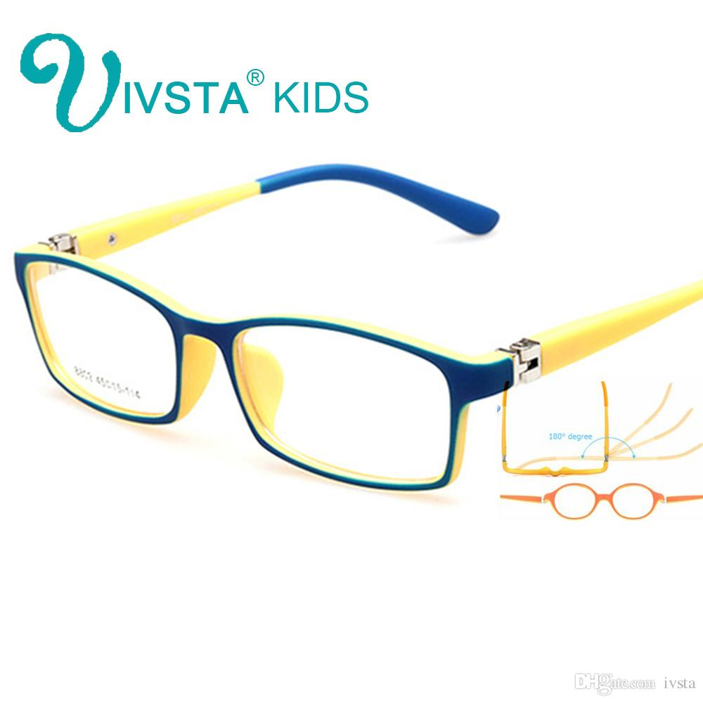 2018 Ivsta Children Glasses For Children Tr Flexible Glasses Frames ...