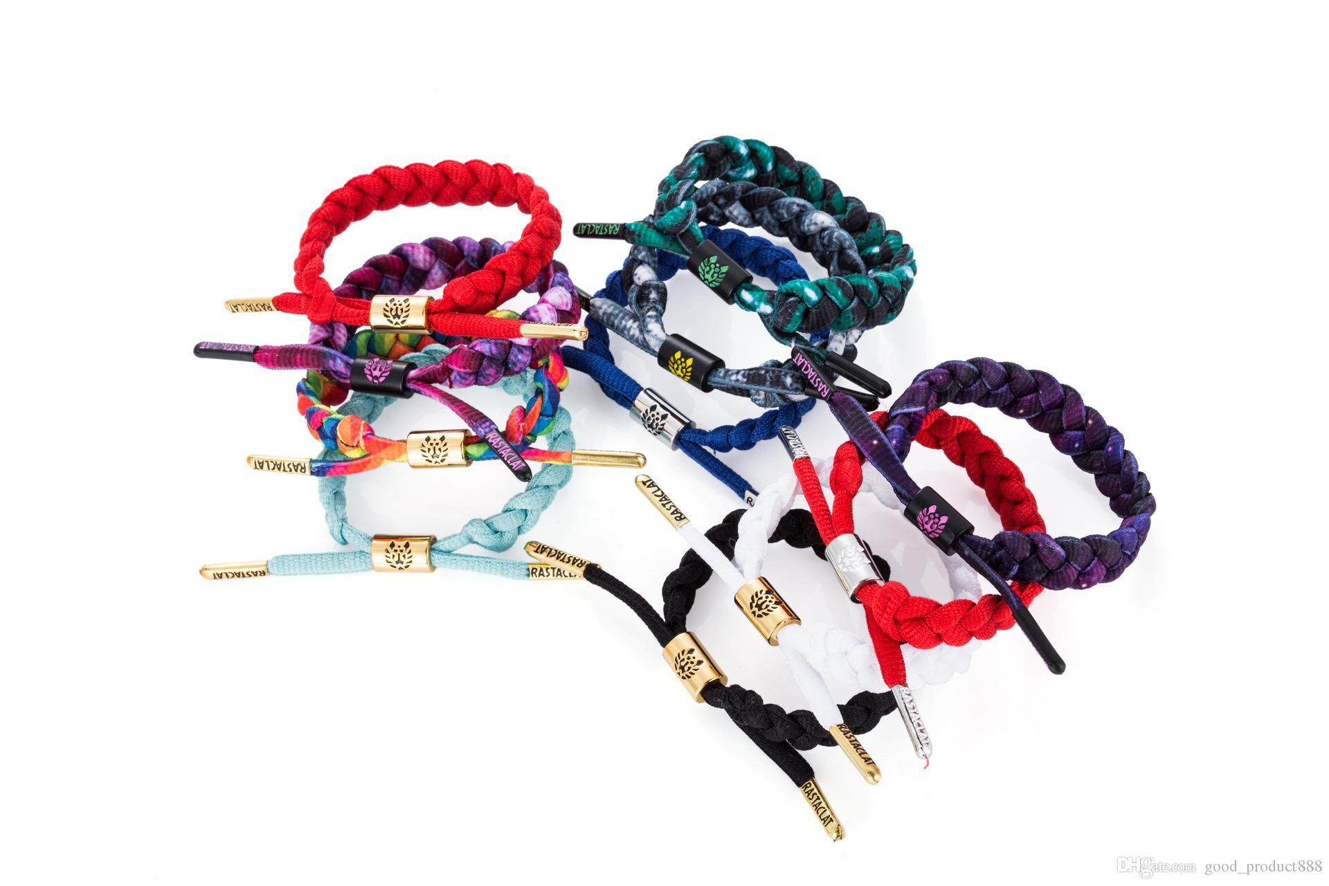 Rastaclat Galaxy Shoelace Bracelet Wristband Adjustable Ties 16cm