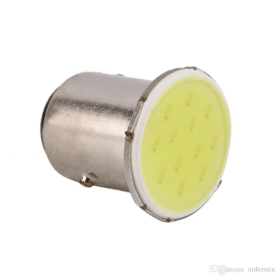 Super Bianco 1157 Pannocchia LED PARCHEGGIO PARCHEGGIO BACKUP INVORTO Lampada auto Lampadina DC 12V