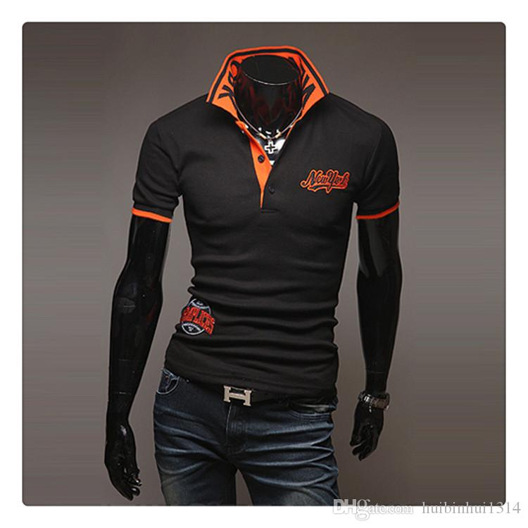 2018 Mens Polo T Shirts 2017 Summer New York Knicks Hot Sale Letter