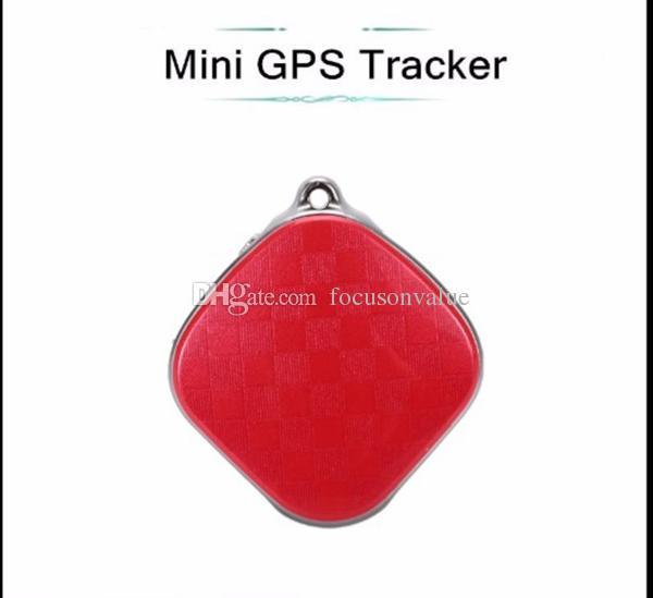A9 Mini Localizador de Rastreadores GPS Para Niños Chidren Mascotas Gatos Perros Vehículo Google Maps Alarma SOS GSM GPRS WIFI Rastreador