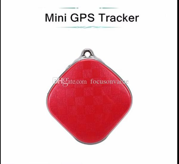 Mini A9 GPS Tracker Quad-Band GSM/GPRS/GPS Tracker Assistant GPS Tracker For Kids Chidren Pets Cats Dogs Vehicle Google Maps SOS Alarm