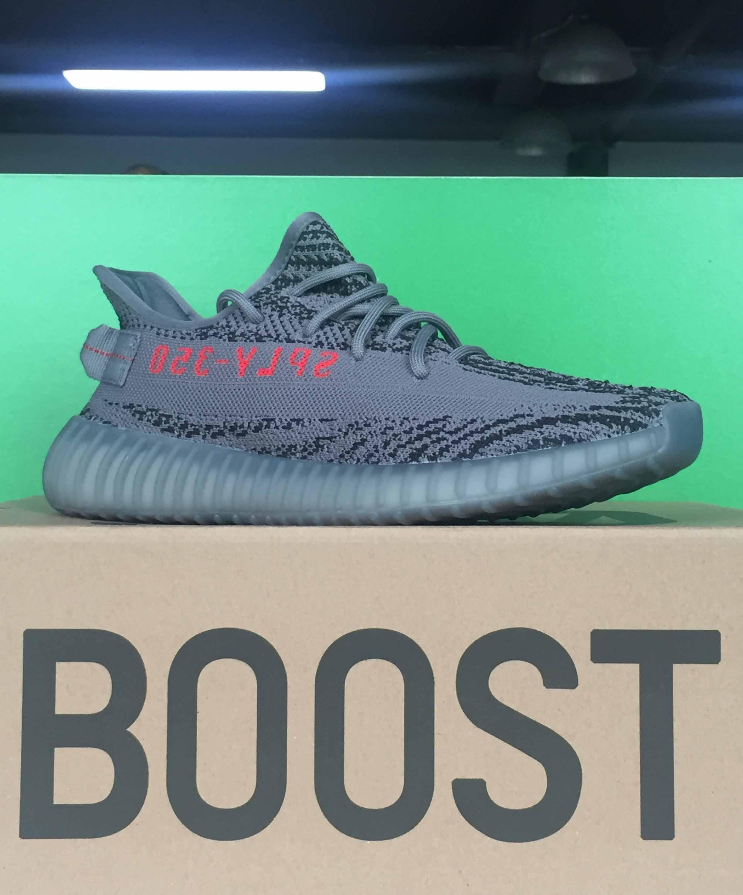 0d54572678bbd Originals Boost 350 V2 AH2203 Beluga 2.0 Snekers Zebra Kanye West Running  Shoes Cream White Dark Green Mens Sports Shoes Grey Stripe Sneaker Sports  Shoes ...