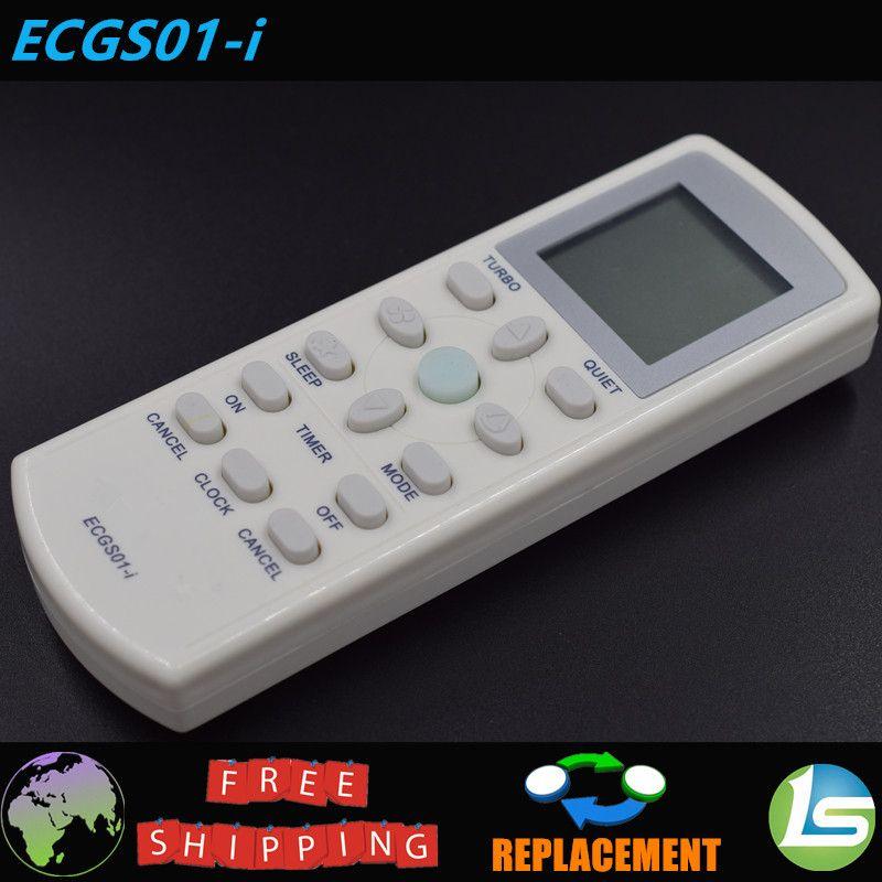 Wholesale- REPLACEMENT Remote Control ECGS01-I ECGS01 i FOR AC Air  Conditioner ACSON / YORK / DAIKIN / McQuay