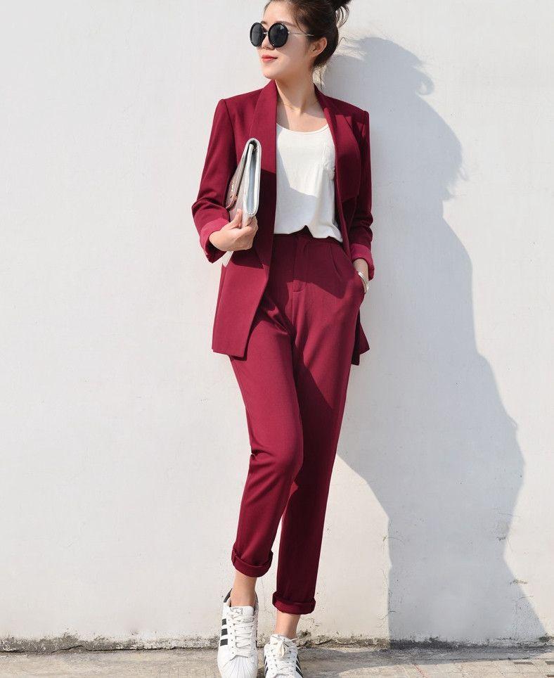 Casual Pant Suits - Go Suits