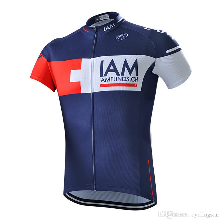 b9df32a84 2017 New IAM Cycling Jersey Summer Ropa Ciclismo Breathable Bike Clothes  Quick-Dry Mtb Bicycle Shirt Short Sleeve Cycling Clothing A0903 Cycling  Jerseys ...