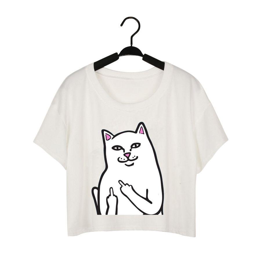 t shirts pour les femmes harajuku nu midriff femmes t shirt shirt pour les femmes de la mode tout neuf vêtements blanc plaine livraison gratuite NV48-Eyelash