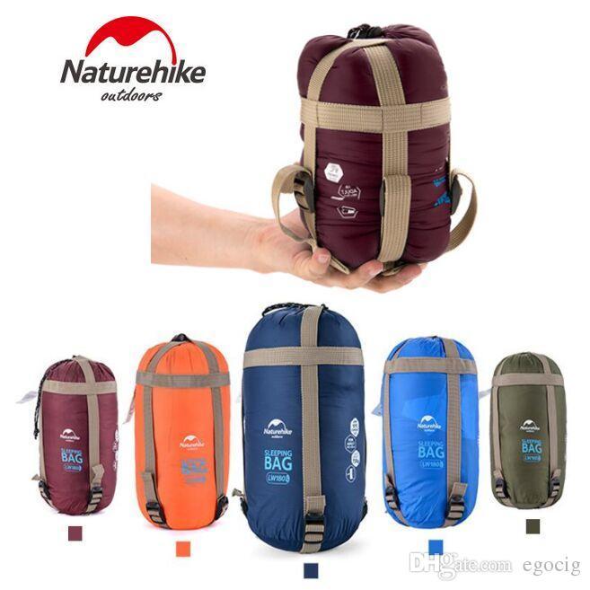 5df94f0e613b NatureHike Sleeping Bag Outdoor Envelope Bags Ultralight Hiking ...