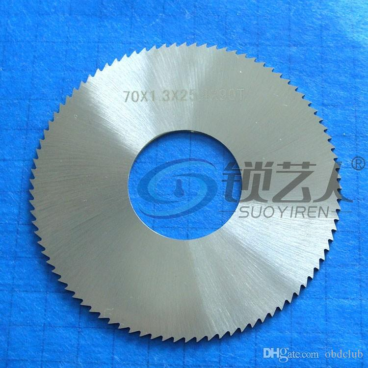 Raise High speed steel saw blade 0020# milling cutter For WenXing Key Cutting Machine 100D,100E,100E1,100F,100F1 locksmith