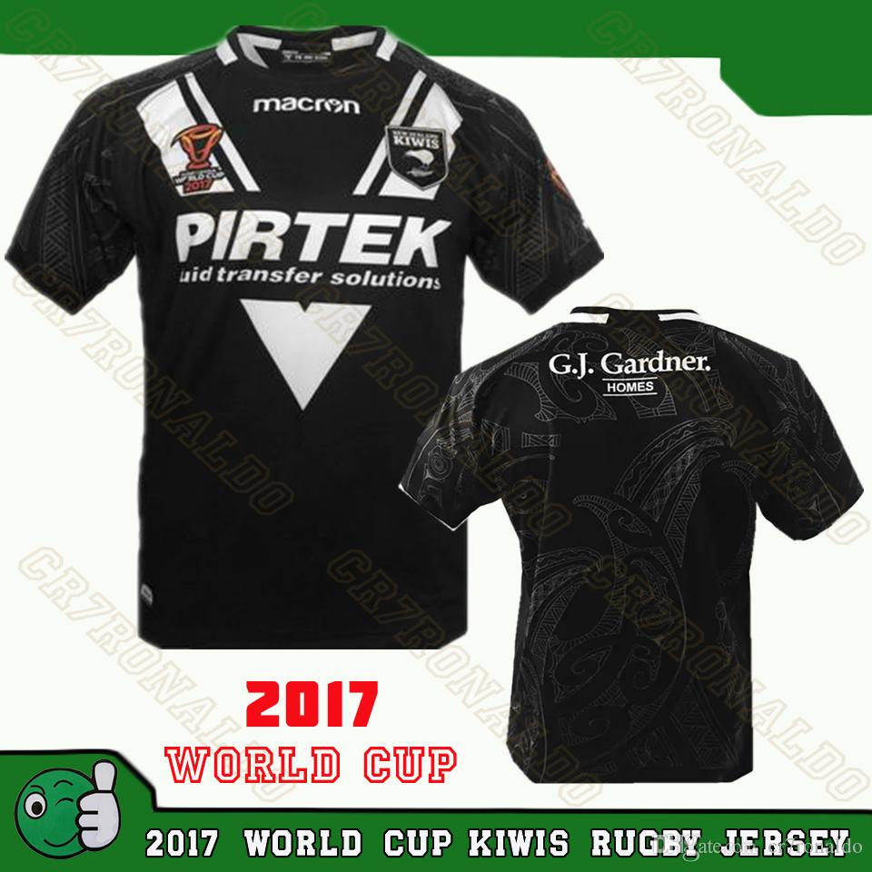 f8f29a6378a Free Ship AAA+ 2017 TONGA World Cup Rugby Jerseys New Zealand 2018 ...