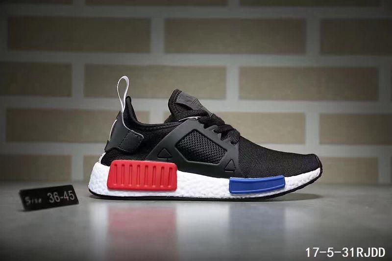NEW Adidas NMD XR1 Core Black Duck Camo Mesh White BA7231