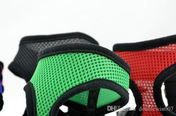 Soft Air mesh Dog Harness, un arnés de malla de nylon de alta calidad, encantador y práctico Puppy Pet Harness
