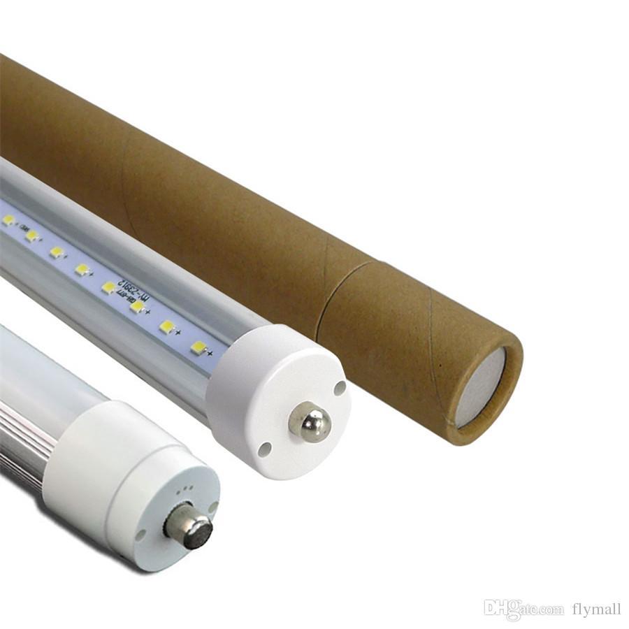 Led Tube Lights 8ft T8 Fa8 Single Pin Led Tube Lights 45w 4800lm Bulbs Smd 2835 2400mm 2.4m 8feet Led Fluorescent Tube L&s 85 265v Led Fluro Tubes 5ft Led ...  sc 1 st  DHgate.com & Led Tube Lights 8ft T8 Fa8 Single Pin Led Tube Lights 45w 4800lm ...