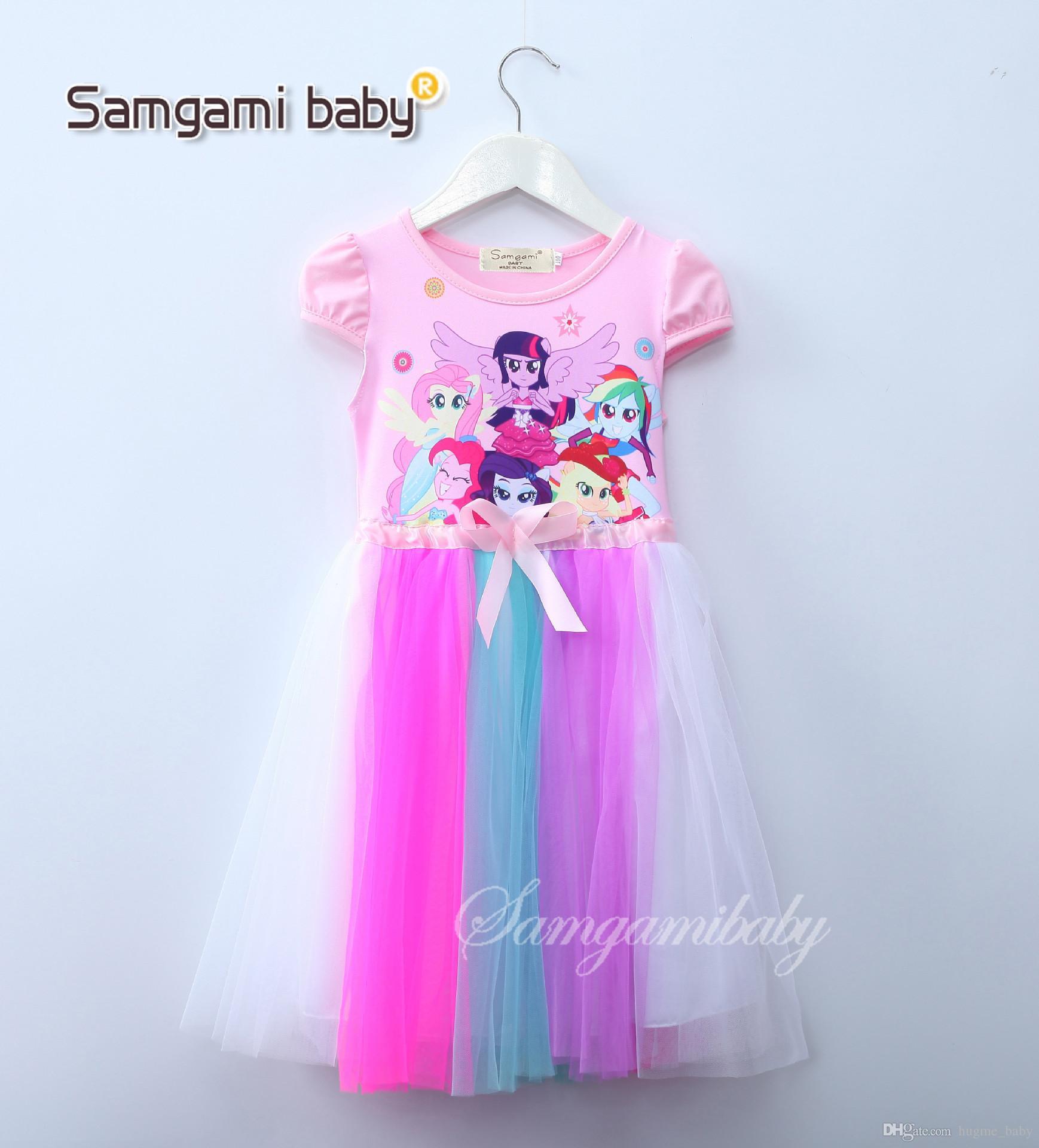 my little pony new selling children s skirt lovely girl clothing