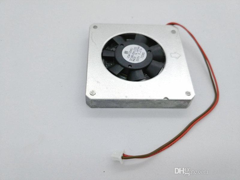 جديد الأصلي Panasonnic UDQFUDH01 5CM 50 * 50 * 07MM 5V 0.17A مروحة تبريد الكمبيوتر المحمول