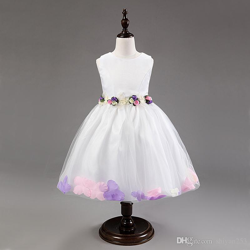 New Lace Princess Dress Girl Children Clothing Teen School Girls Dresses Summer Kids Clothes for Girl Tutu Birthday Dress