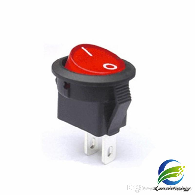 2018 Hot Selling Circular Type Switch 2 Feet 2 Triple A Opening 15mm ...