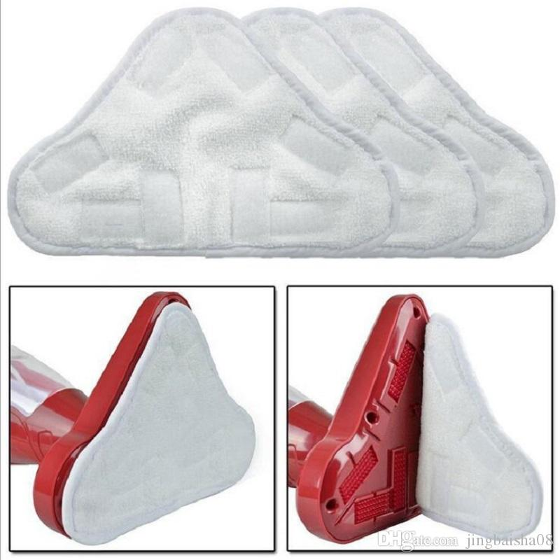 2016 Steam Mop pads Microfibre Floor Washable Replacement Pads for H2O H20 X5