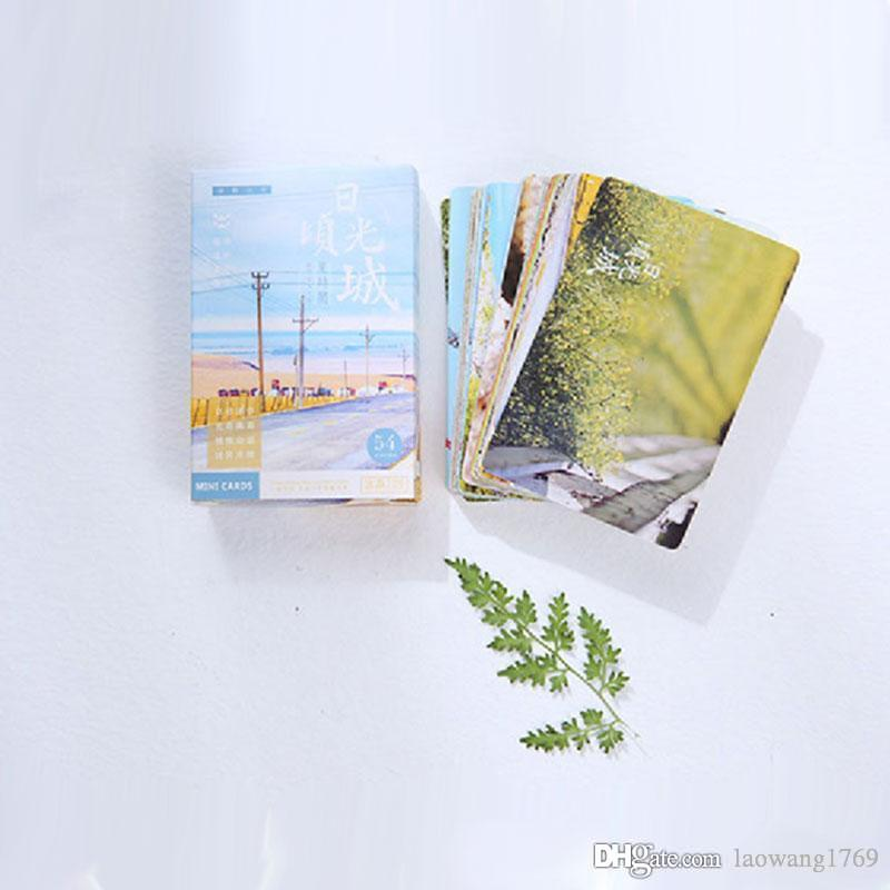 Box pure and fresh warm sun creative small cards greeting card box pure and fresh warm sun creative small cards greeting card message card postcards holiday universal e greetings free cards e postcards from laowang1769 m4hsunfo