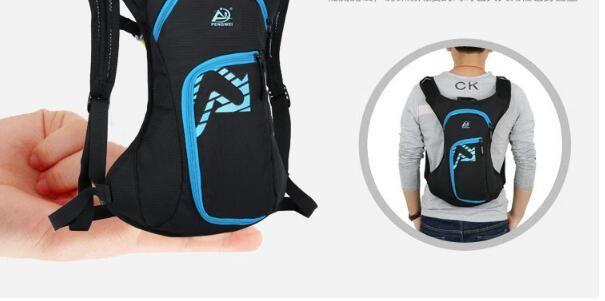 Un nouveau type de sports de plein air multifonctionnels et de loisirs imperméable à l'eau léger portable équitation Backpack