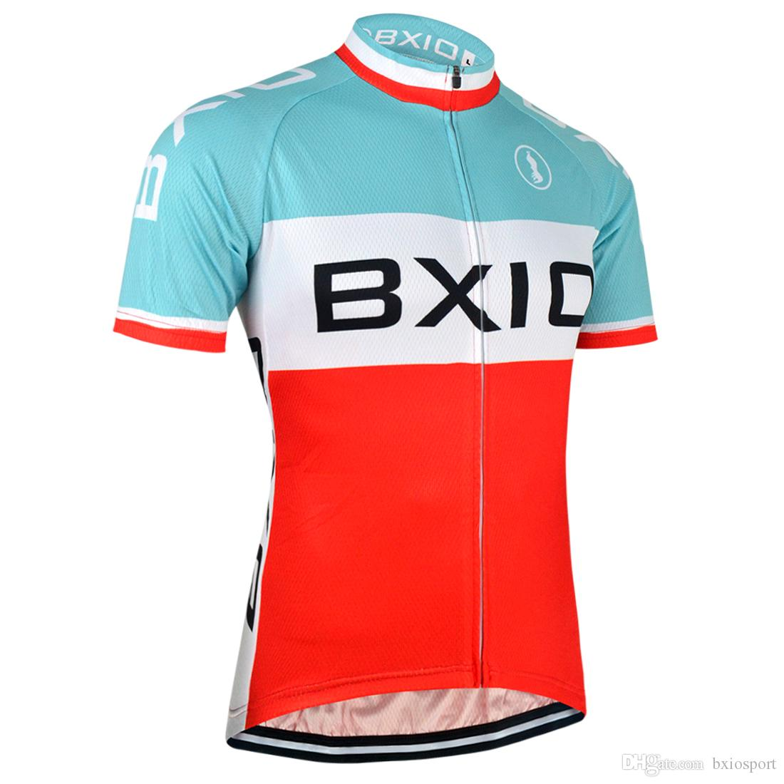 Bxio Brand Recommend Men Cycling Shirts Outdoor Sport Bike Jersey