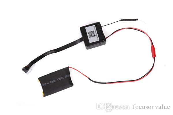 WIFI Module DVR Mini IP camera P2P FUll HD 1080P DIY camera remote monitor Wireless surveillance home security Network Camera