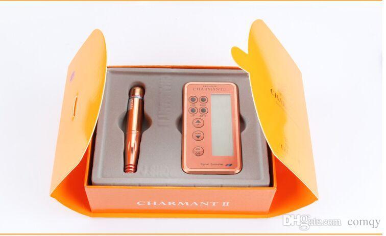الكورية شبه دائم ماكياج آلة الوشم الكهربائية الحاجب charmant II لتبييض الشفاه ديرما القلم أدوات الإبرة