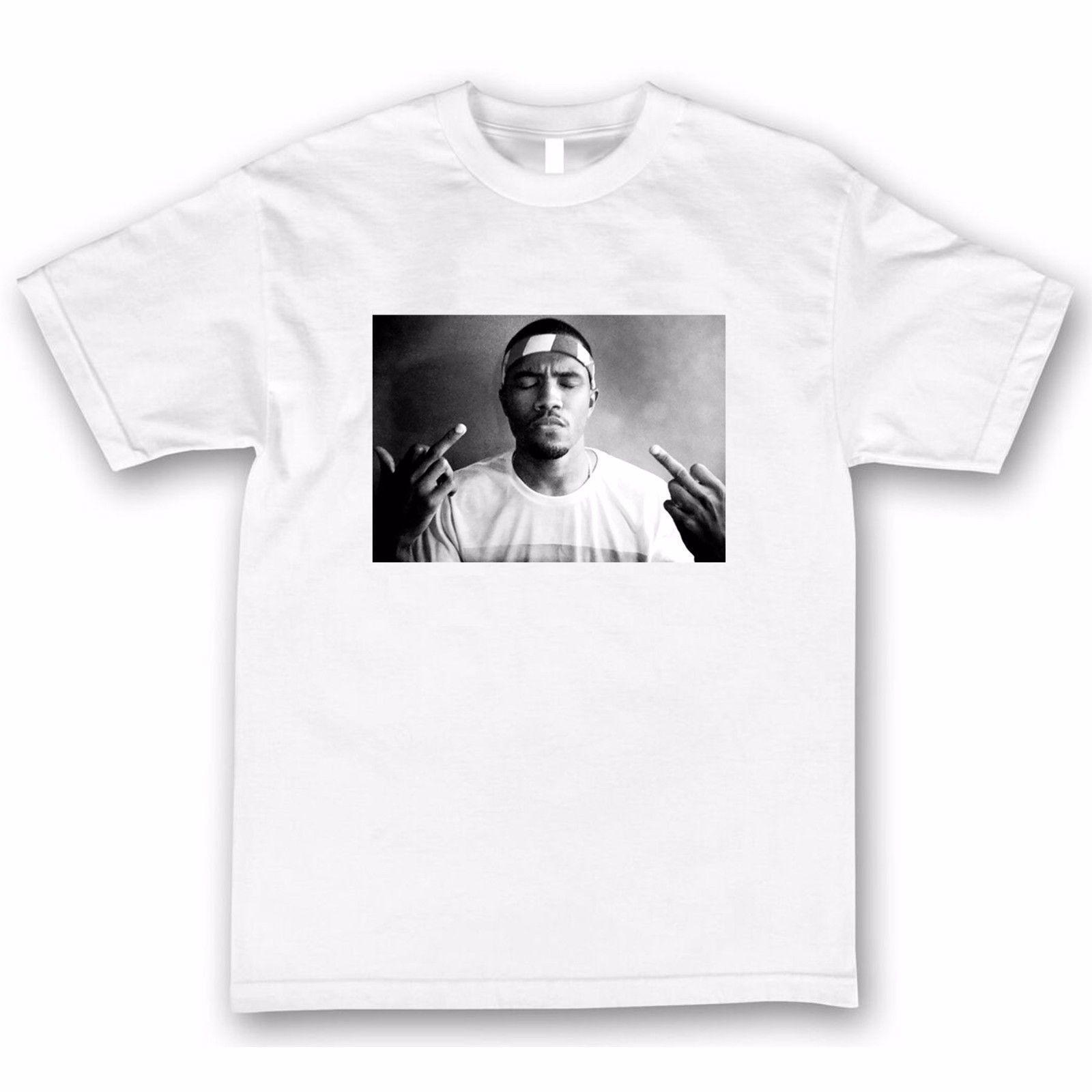 535c0d63 Frank Ocean T Shirt Boys Don'T Cry Blonde Blond Trapsoul Rap Hiphop New  Short Sleeves Cotton T-Shirt Top Tee