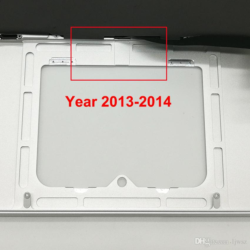 """Replacement UK Palmrest Cover For MacBook Pro Retina 15"""" A1398 Top Case Cover With UK Keyboard 2013 2014"""