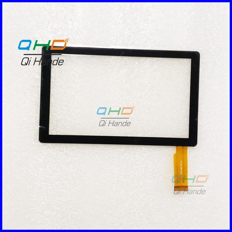Wholesale- New 7'' inch Tablet Capacitive Touch Screen Replacement For ZYD-Q8-FPC Digitizer External screen Sensor Free Shipping