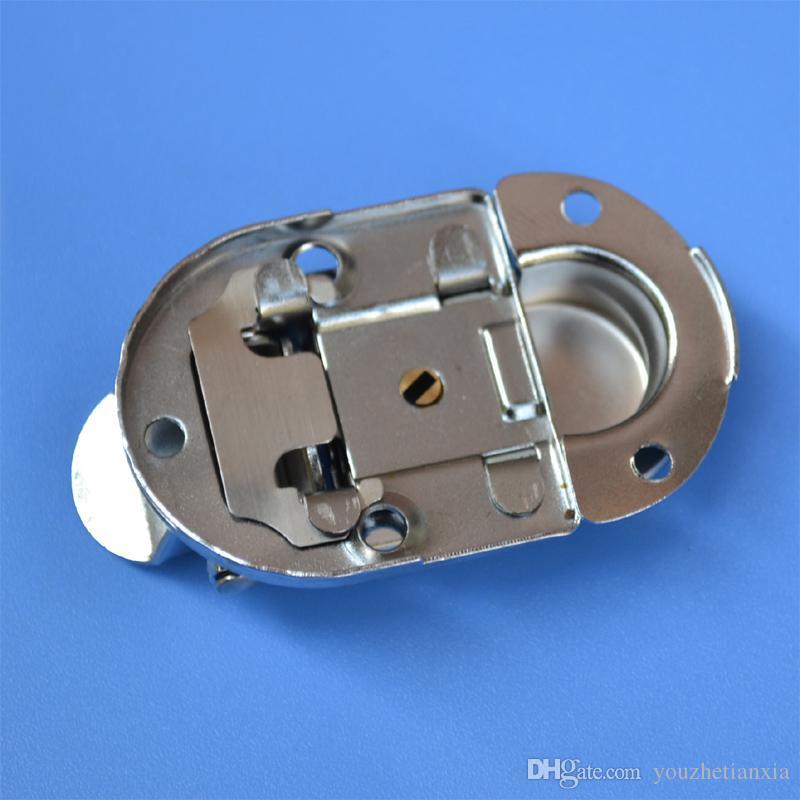 metallo hasp scatola fibbia di ferro fibbia airbox serratura bag parte hardware scatola di legno di fissaggio cassetta degli attrezzi caso air box hardware parte