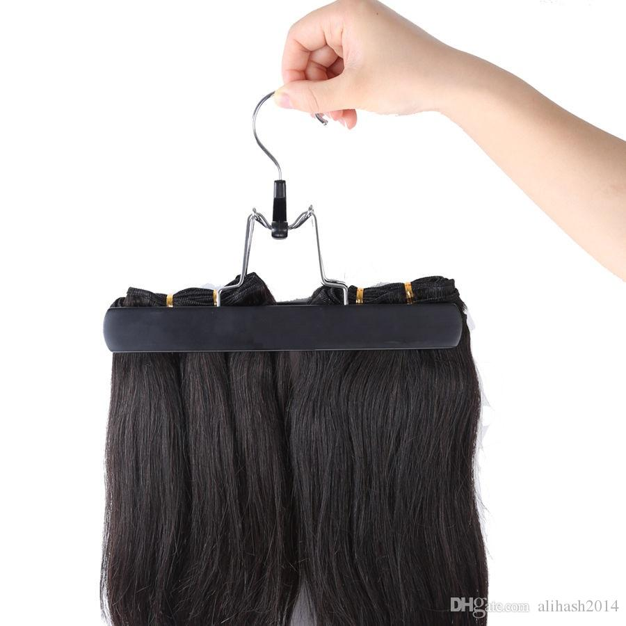 2018 Hair Extension Carrier Storage Case Bag And Hanger Wig Stands