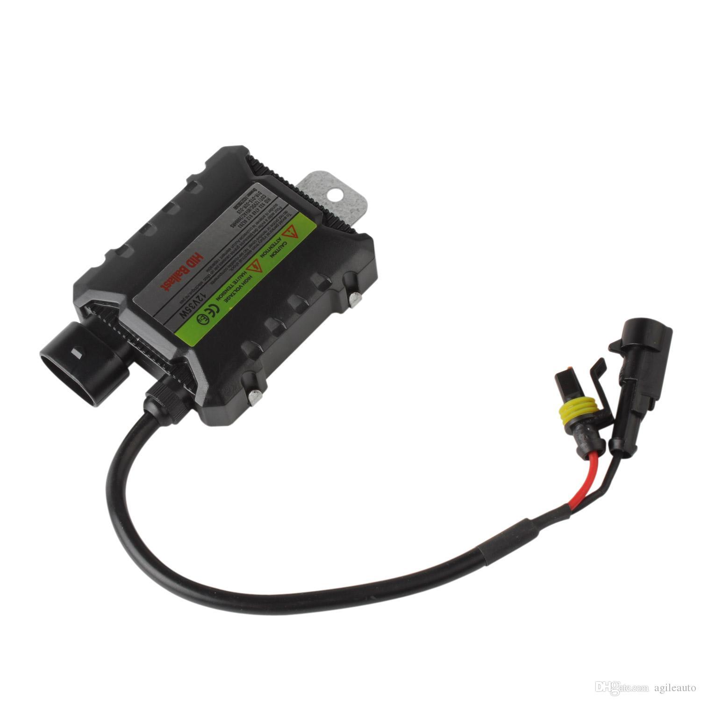 Kit de ballast de conversion numérique de 35W 3000lm HID-Xénon pour H1 H3C H4-1 H4-2 H7 H8 CLT_509