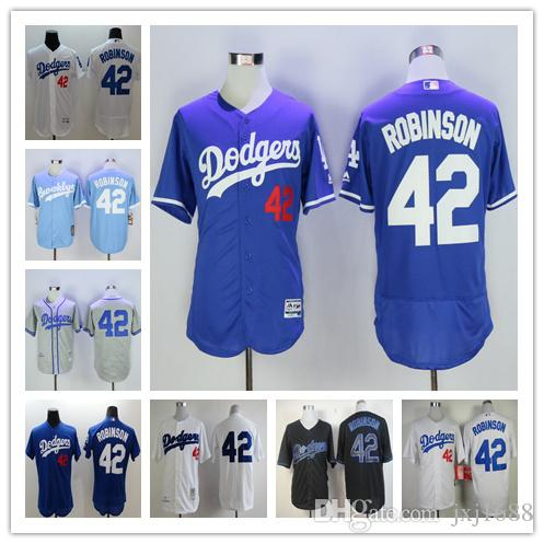 c4ad3644f42 ... MLB Replica 2017 MenS L.A. Los Angeles Dodgers 42 Jackie Robinson Jersey