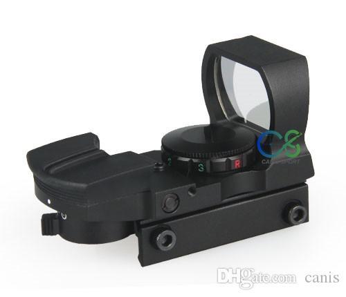 PPT Taktik Red Dot Kapsam Taktik 4 Retiküller Red Dot Sight Avcılık Çekim Kullanımı Için CL2-0062