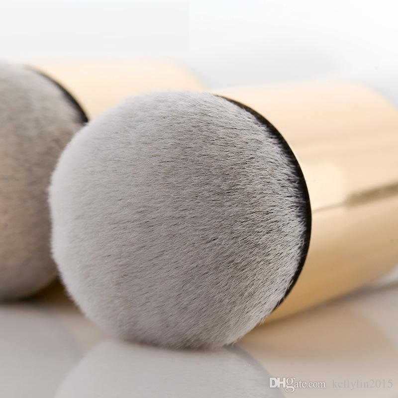 Big Round Head Foundation Brush Makeup Brushes Large Plump Face Powder BB Cream Blush Cosmetic Brush Best Make up Brushes Tools