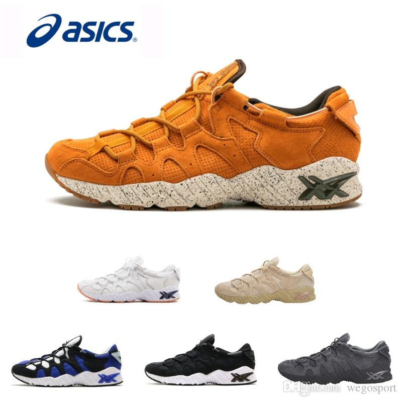 4275d19d4668 2019 Asics GEL MAI Kith New Arrivals Cushion Running Shoes H6D4K 3232 H703N  9090 Men Wholesale Top Quality Athletics Sneakers Size 40 44 From  Wegosport