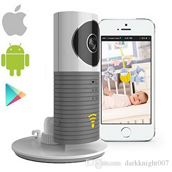 Wireless Wifi Baby Monitor IP Camera Intelligent Alerts Nightvision Intercom Wifi Camera support iOS Android