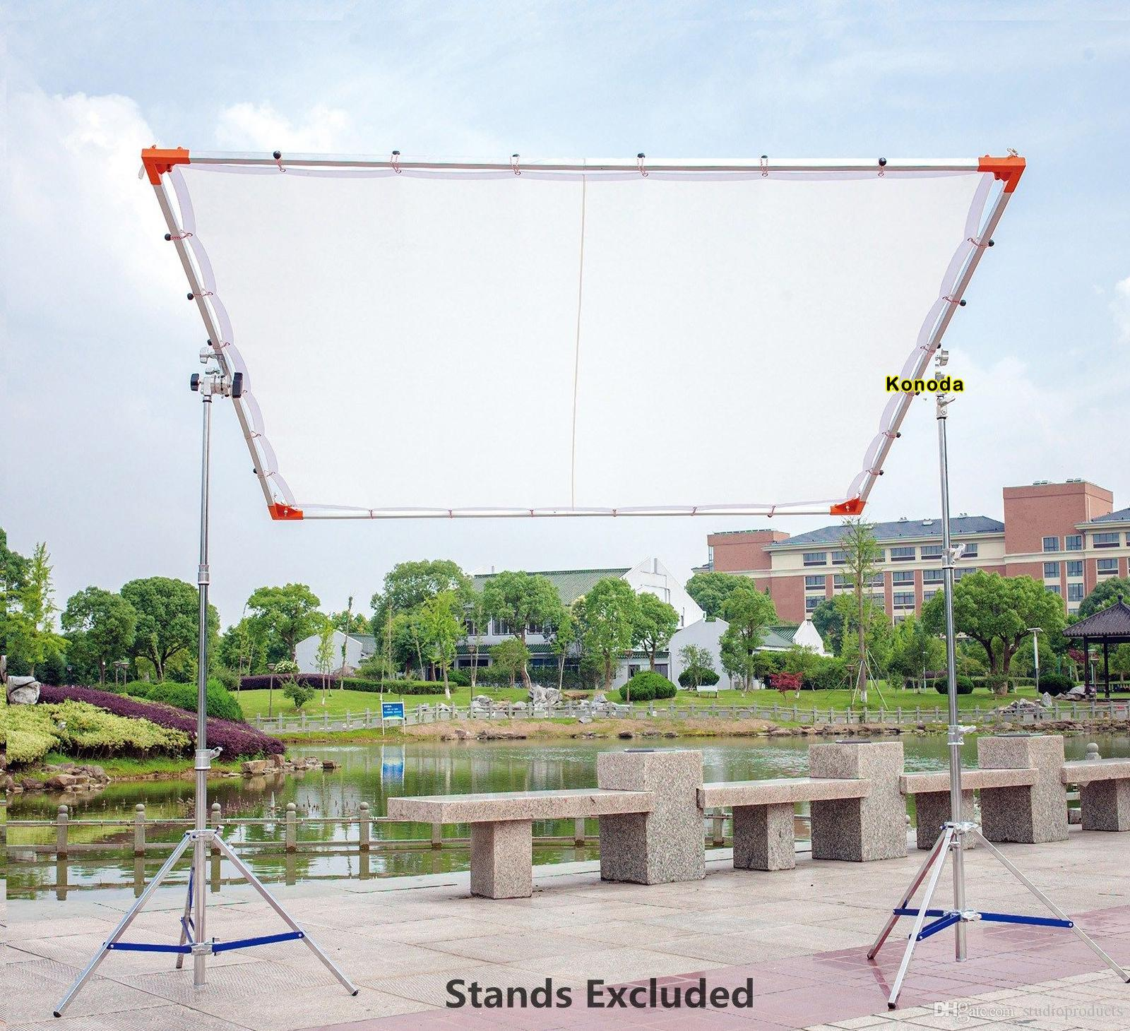 2018 1.8x1.8m 6\'X6\' 6x6 Butterfly Frame Detachable Kit + Diffusion ...