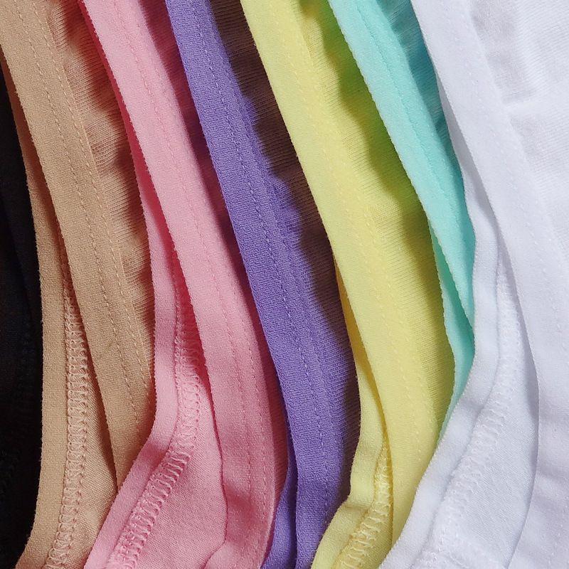 High quality Underwear Bikini Style Women's Underwear Breathable Cotton Ladies Panties Sexy Lingerie BC507