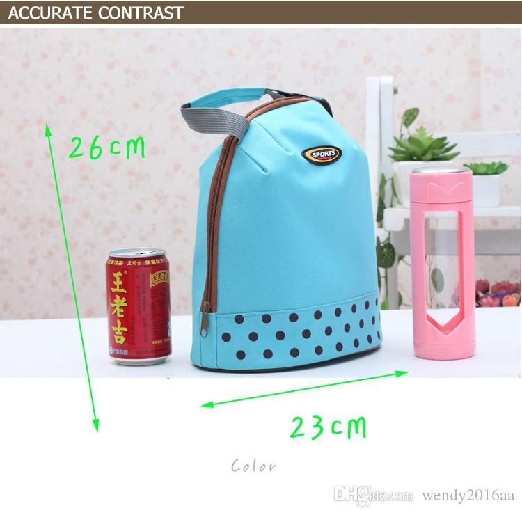 Outdoor Protable Ice Bags Oxford Hand Carry Thickened Cooler Bags Lunch Bag Food Thermal Organizer Bag Outdoor Box